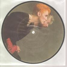 "EURYTHMICS ""Here Comes The Rain Again"" 2 Track Picture 7"" Vinyl Single"
