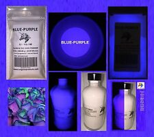 BLUE-PURPLE GLOW IN THE DARK POWDER (NOT-ENCAPSULATED) (10g)