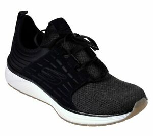 Skechers Skyline - Silsher Trainers Mens Athletic Sports Mesh Suede Shoes 52967
