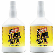 Red Line Synthetic Differential Gear Oil GL-5 75W90 2 QUARTS 57904