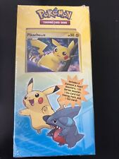 Pokemon Diamond Pearl Power Pack 3 Boosters Holo Energy EX Power Keepers Pikachu