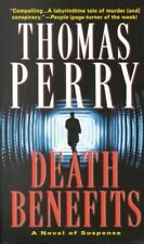 Death Benefits, Perry, Thomas, Used; Good Book