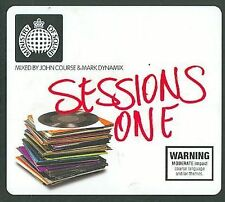 "MINISTRY OF SOUND ""SESSIONS ONE 1"" 2CD - VARIOUS ARTISTS - 41 TRACKS!!"