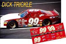 CD_2353 #99 Dick Trickle  Camaro    1:25 Scale Decals