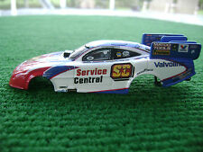 AW Special $8.00 Autoworld J Gray Service Central Fit Autoworld 4 Gear Chassis