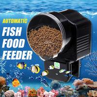 Automatic Fish Food Feeder Auto Timer Pet Rationed Feeding Aquarium Tank  NEW