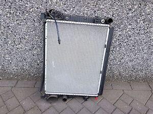 MERCEDES BENZ SL500 COOLING RADIATOR ASSEMBLY OEM 230 500 0303