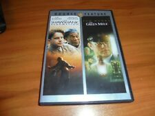 The Green Mile / Shawshank Redemption (Dvd, 2017, 2-Disc Widescreen) Used