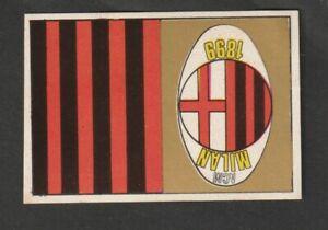 FIGURINA CALCIATORI EDIS 1975-76 MILAN SCUDETTO