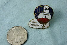 HOT AIR BALLOON PIN PERSONNEL CONNECTION YOUR CONNECTION