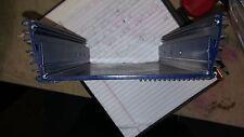 "6Ss98 Aluminum Heat Sink, 1#13 Of Metal, 9"" X 6-3/4"" X 2-1/8"" +/- Overall, Gc"