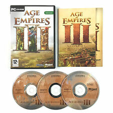 Jeu Age of Empires 3 III Sur PC