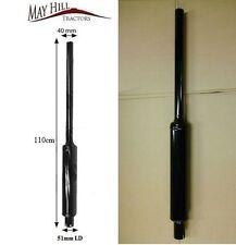 Massey Ferguson TE20,35,135,148 Exhaust Vertical Silencer Black Enamel - #2186