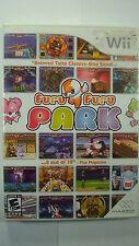 Furu Furu Park (Nintendo Wii, 2008) Video Game