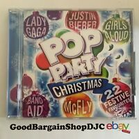 Pop Party Christmas (CD, 2013) *New & Sealed*