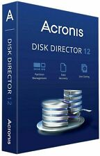 Acronis Disk Director 12- License Key- Lifetime key + Download Link Fast Deliver