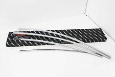 Autoclover Chrome Window Upper Molding 4Pcs For Hyundai Elantra 2011 2015