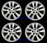 "Set (4pcs) Hubcap Wheelcover fits 2013 - 2018 ALTIMA 16"" 10-spoke NEW"