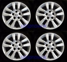"Set (4pcs) Hubcap Wheelcover fits 2013 - 2017 Nissan ALTIMA 16"" 10-spoke NEW"