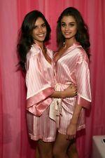 "Sara Sampaio & Taylor Hill in a 11"" x 17"" Glossy Photo Poster 4965"