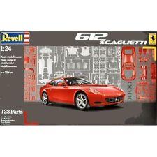 REVELL 07198 FERRARI 612 SCAGLIETTI 1/24 scala del modello in plastica auto KIT nuovo sigillato