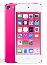 Apple iPod touch 6th Generation Pink 16GB music player songs internet VALENTINES