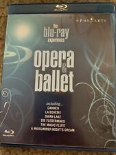 The Blu-ray Experience - Opera and Ballet Highlights (Blu-ray Disc, 2008)
