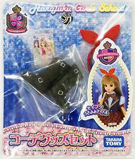 Takara Tomy Licca Doll Goods Set SEIFUKU Usamimi Idol 813415 NZA