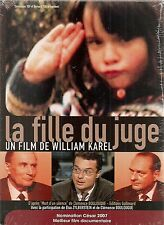 "DVD ""LA FILLE DU JUGE""   neuf sous blister"