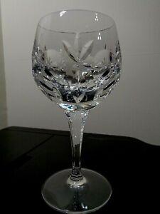 3 exzellente Nachtmann Bamberg Kristall Gläser Likörgläser Sherry/Portweingläser