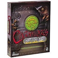 Carnivores Cityscape PC US Version New in Box