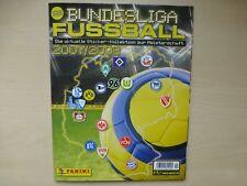 Panini Leeralbum Fussball 07/08  leeres Album Sammelalbum 2007