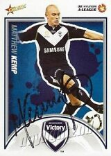 Melbourne Victory Soccer Trading Cards