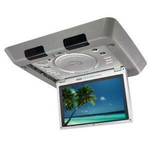 """Visteon XV101 Roof mounted Portable Dockable 10.2"""" DVD player (player/rem Only)"""