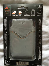 TECH/21 D30 THE SLIP LEATHER APPLE iPHONE 3G & 3GS CASE GREY