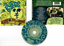 """THE BYRDS """"Live At The Fillmore February 1969"""" (CD) 2000"""