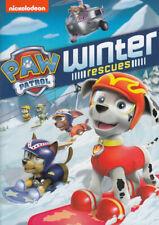 PAW PATROL - WINTER RESCUES (NICKELODEON) (DVD)