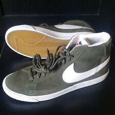 sports shoes ea35c 977eb NEW Nike Blazer Mid Premium Suede Green Vintage Men s Rare Size 10  429988-303