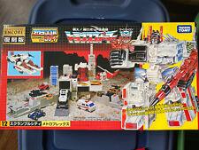 Takara Tomy Transformers Encore 12 Metroplex Reissue MISB USA Seller
