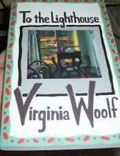 To The Lighthouse by Virginia Woolf (Quality Paperback Book 1992