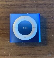 Apple iPod Shuffle 4th Generation 2GB Blue MC754LL/A