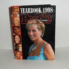"1998 People Weekly Yearbook HC w/ DJ ""20 Years Old!"""
