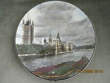 "Royal Doulton T.C. 1029 ""The Houses of Parliament"" Collector Plate"