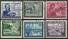 Germany (Third Reich) 1944 Used - Postal Employees Kameradschaftsblock