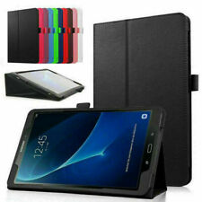 Folio Leather Cover Case Stand For Samsung Galaxy Tab E/A/A6/S3/S2/3 7-10.1 inch