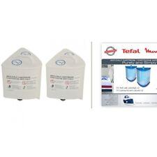 Tefal 2x cartuccia filtro acqua ferro Purely Simply SV5005 SV5020 SV5022 SV5030