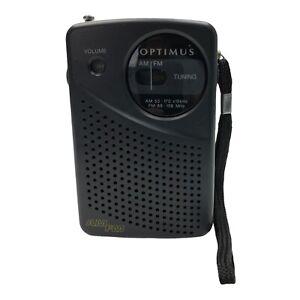 Radio Shack Optimus AM/FM Portable Radio 12-794