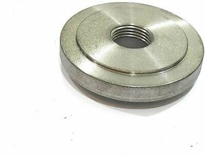 Diameter 125 mm Back Plate to Mount Chuck on Lathe Machine Tools