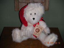 """Boyds Bears Plush 2005 ~12"""" Sparkle Kringlebeary~ Style #904494"""