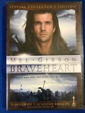 Braveheart Dvd Region 1 New Sealed w/ Free Shipping